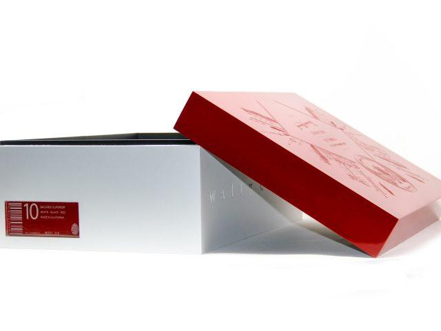 Bacardi Superior Shoe Box