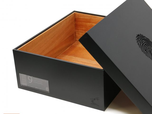 Hennessy Shoe Box One